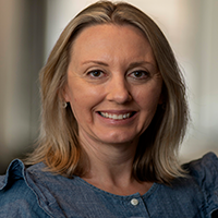 Photo of Melissa Hale, Ph.D., BCBA-D