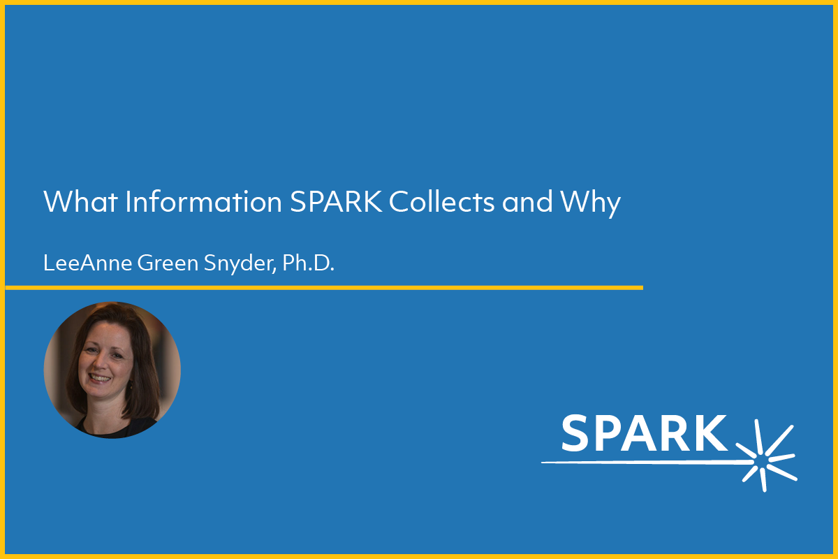 What Information SPARK Collects, and Whylede image