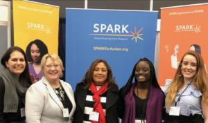 Photo of SPARK exhibit at INSAR 2019