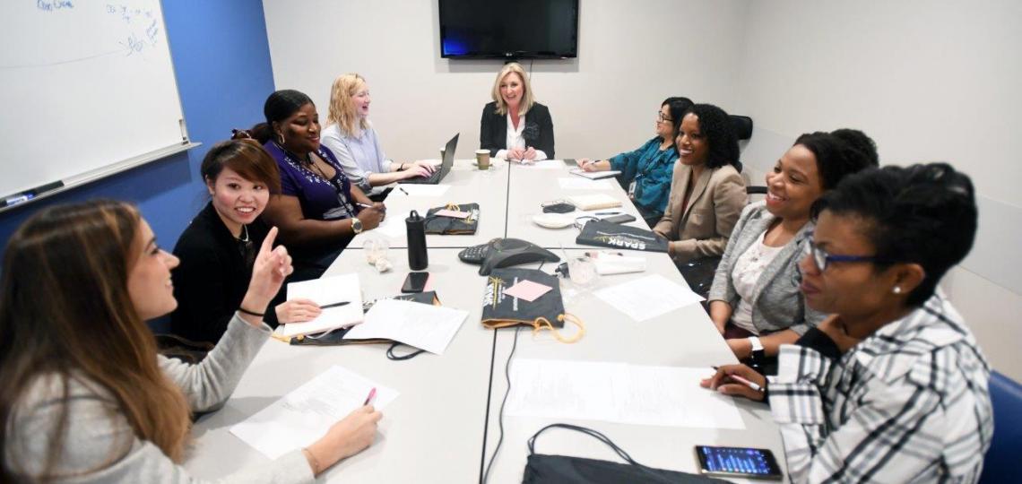 Photo of Baylor's Family Advisory Board